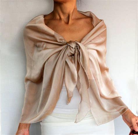 chiffon evening shawl scarf shoulder wrap mauve