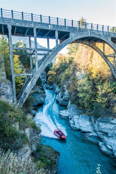shotover river jet boat ride new zealand 34 amazing things to do on the south island of new zealand