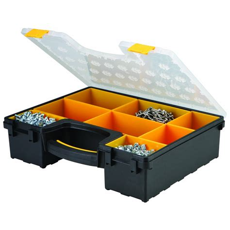 harbor freight shelving 8 bin portable parts storage