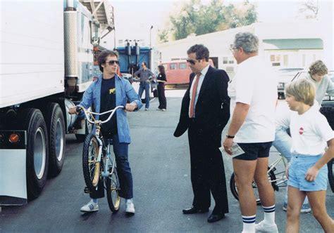 E T Bike Chase Scene by The Bmx Boys Of E T