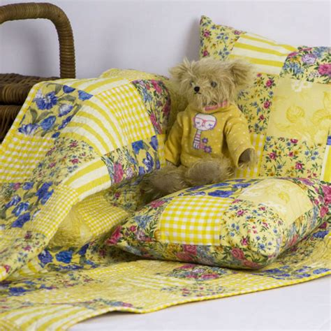 Handmade Patchwork Quilts For Sale Uk - day patchwork quilt nursery set runny babbits