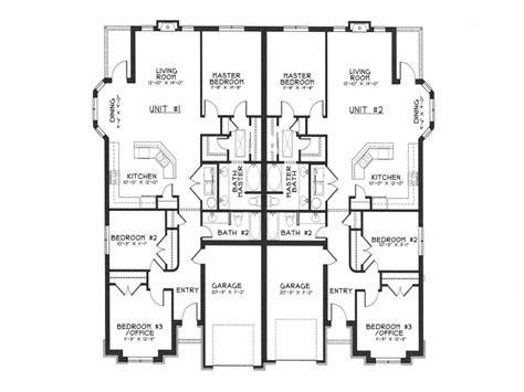 Duplex House Plans by Modern Duplex House Plans Duplex House Designs Floor Plans