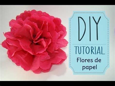 hacer flores de papel crepe 6 jpg noredirect car tuning de asignacion diy tutorial como hacer flores de papel crepe o china