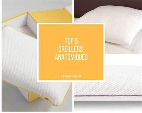 oreillers ergonomiques ikea comparatif meilleurs oreillers anatomiques avis et top 5