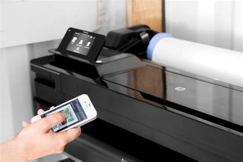 Plotter Hp Designjet T520 36in A0 1 c 243 mo imprimir desde el m 243 vil con impresoras hp tuexperto