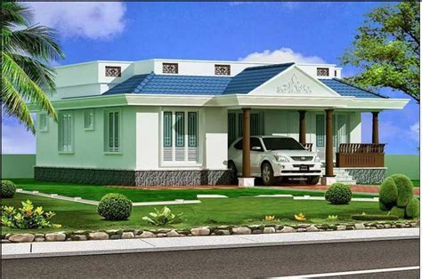 house design news approximate cost seven lakhs modern home plan news homes