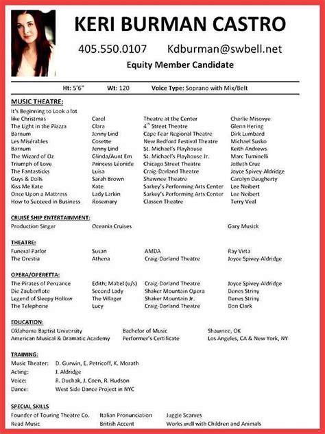 comprehensive resume exle comprehensive resume sle memo exle
