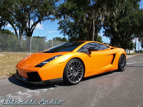 Lamborghini Orlando Lamborghini Gallardo Superlegerra Custom Car Gallery