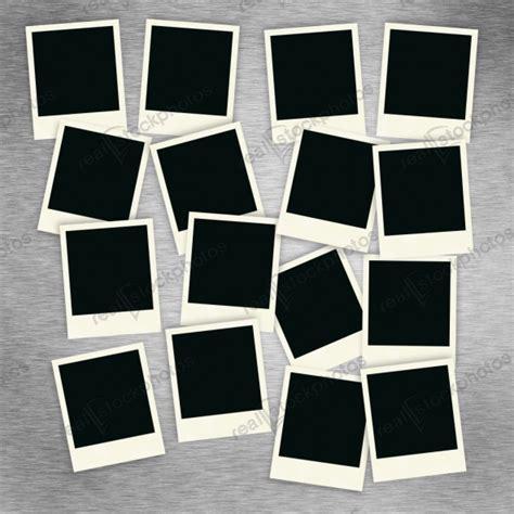 polaroid collage real stock photos royalty free stock
