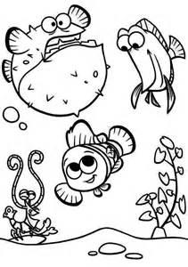 100 dessins coloriage nemo 224 imprimer sur laguerche 2