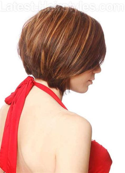 short brunette hairstyles front and back 20 light brown bob hairstyles bob hairstyles 2017