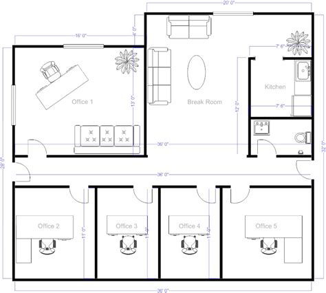 template office furniture layout template free online room planning