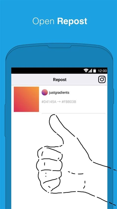 repost instagram apk repost for instagram android apps on play