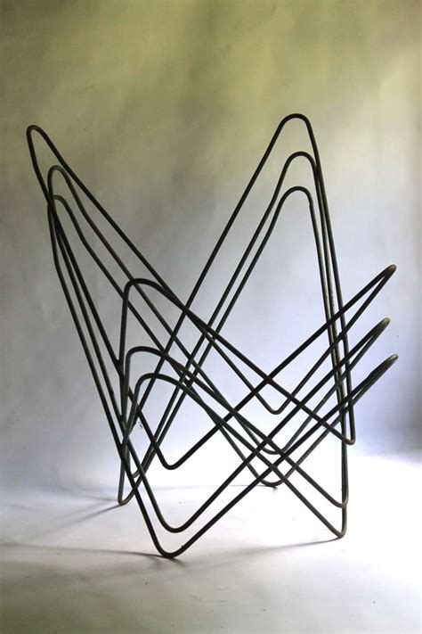butterfly chair frame three c 1950 classic quot butterfly chair quot frames jorge