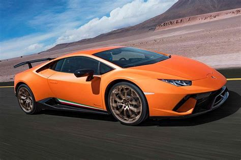 lamborghini huracan performante launched in india at rs 3