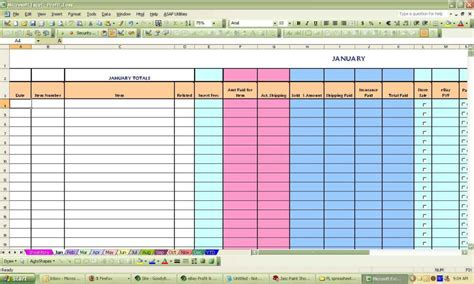 profit loss excel template profit and loss spreadsheet template haisume
