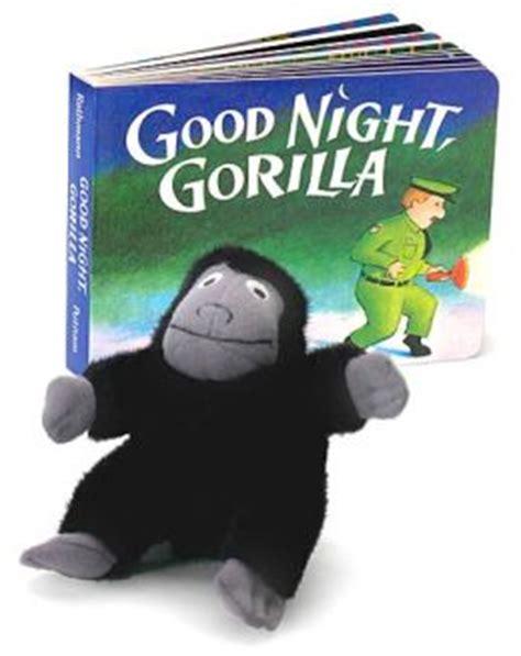good night gorilla 1405263768 good night gorilla by peggy rathmann 9780399241956