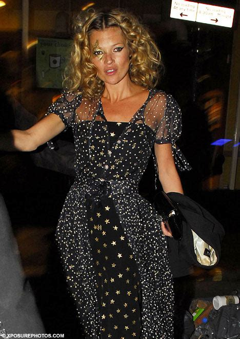 Kate Moss Arrives Home To Continue 34 Hour Marathon Birthday by Kate Hits The Buffers 34 Hour Finishes After Just