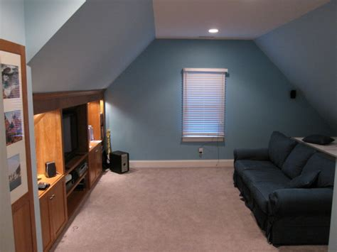information about rate my space 5 attic media room attic theater room traditional home