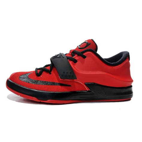 kd nike shoes nike kd 7 vii black cheap for sale