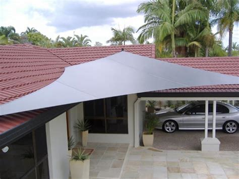 canvas shade waterproof shade sails