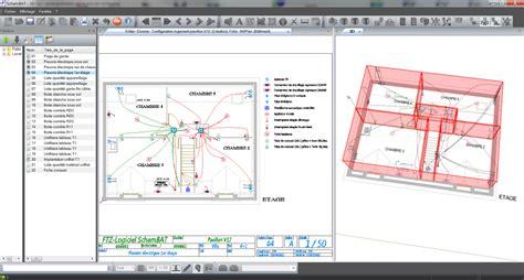 logiciel creation maison plan electricite maison gratuit segu maison