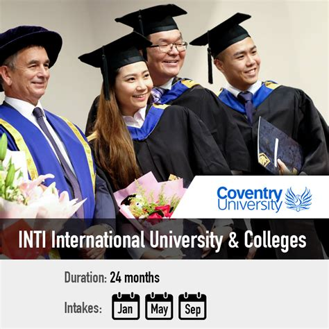 Coventry Mba Global Business by Coventry Uk Mba Global Business Subang