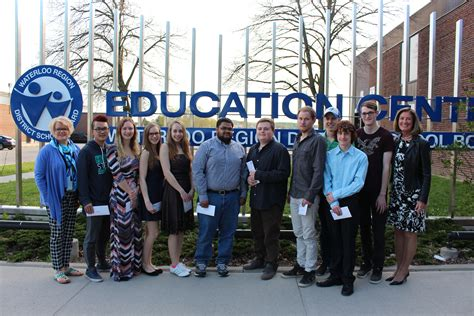 Kitchener Waterloo Board Of Education by 2015 16 Fabi Bursary Recipients Waterloo Region