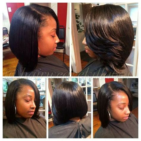 how to pin up sew in sew in bob cute pinterest