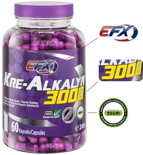 Kre Alkalyn Efx Kre Alkalyn 120 Capsul Caps original efx kre alkalyn 120 capsules the original kre alkalyn from efx