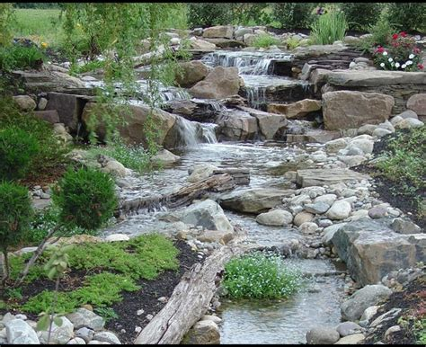 Home Accents Decor Outlet pondless waterfalls disappearing waterfalls low
