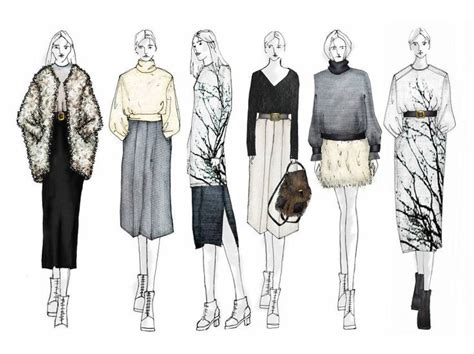 fashion illustration uses 1000 ideas about drawing fashion on fashion