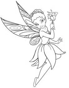 disney fairies coloring pages disney characters fairies quot iridessa quot coloring sheet