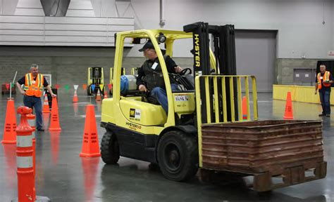 and educating forklift operators resource newsletter
