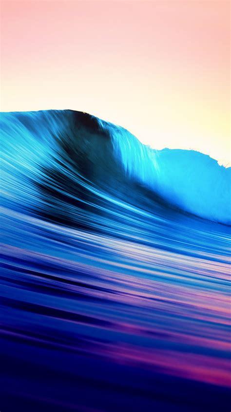 colorful ocean wave iphone wallpaper iphone wallpapers