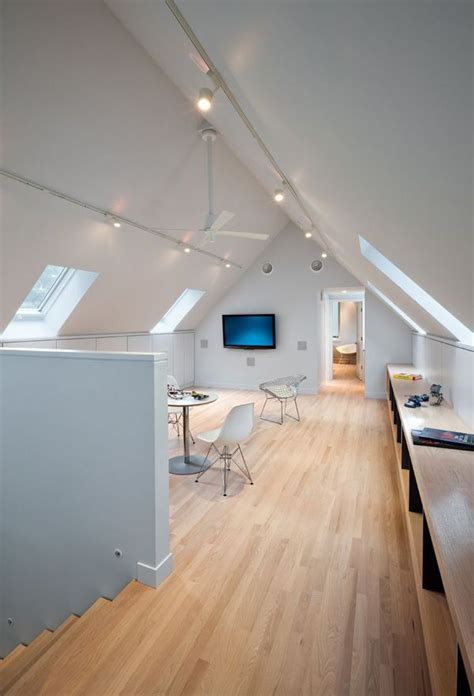 25 best ideas about slanted walls on pinterest rooms 25 best ideas about attic office on pinterest attic