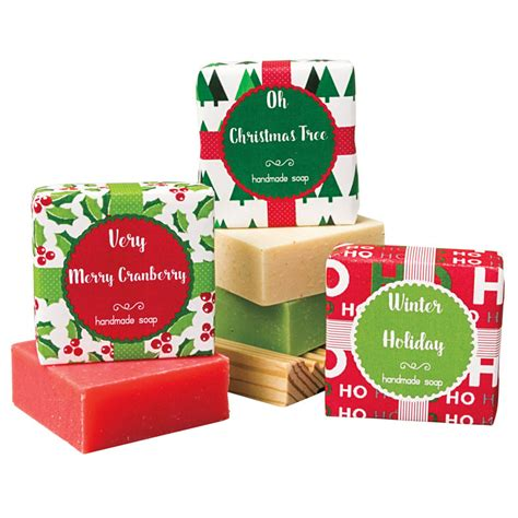 holiday soap gift set with tray brecksgifts com