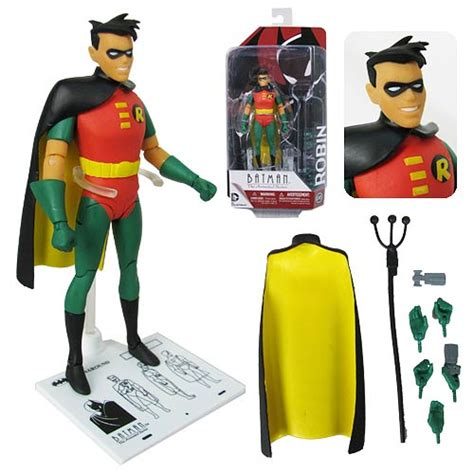 Dc Collectibles Batman The Animated Series Robin batman the animated series robin figure dc collectibles batman figures at
