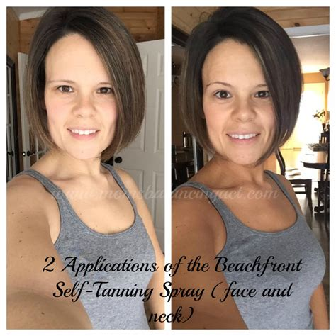tanning bed before and after naturals c2 ae self tanner buildable application