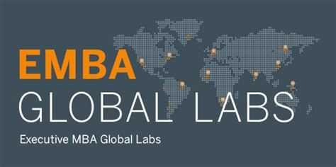 Global Select Mba by Emba Global Labs Learning At Mit Sloan