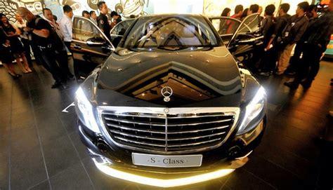 Intip Koleksi Museum Mercedes peluncuran mercy terbaru mercedes s 400 l exclusive