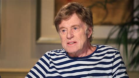 photos today robert redford tells today show why he won t his own