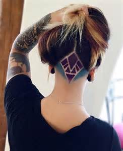 Undercut hair designs you will love page 6 of 6 ombre hair
