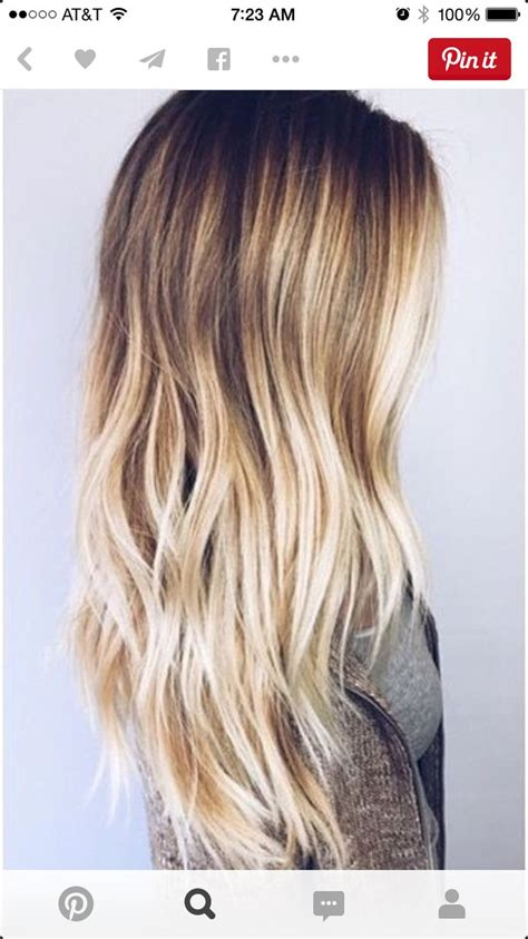 chunky highlights with a partial shave 25 best ideas about partial blonde highlights on