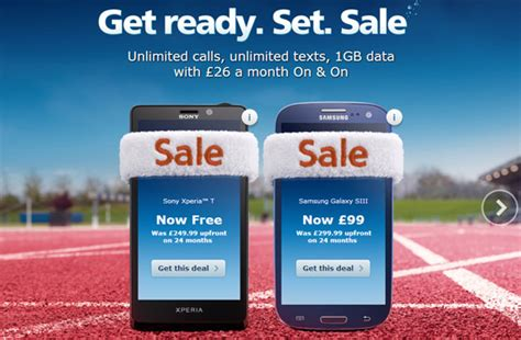 Sprints Power Pack Offers Unlimited Anytime Minutes For 199 A Month by O2 Uk Has Special Deals For Sony Xperia T Samsung Galaxy