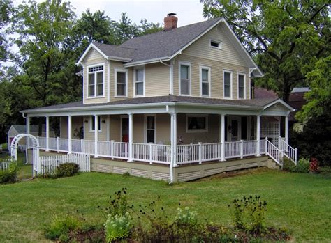 wraparound porch ranch style home plans with wrap around porch