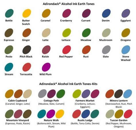 rangers colors 17 best images about charts on ink color tim