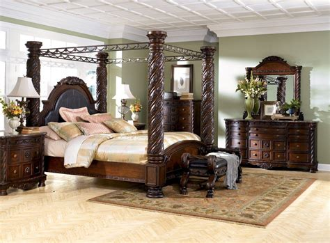 Canopy Bed Sets For Sale Shore Canopy Bed Set Shore Furniture Bedroom