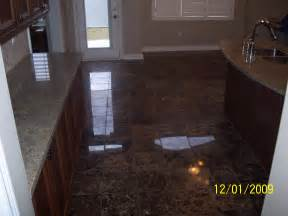 new marble tile floor kitchen and entrance