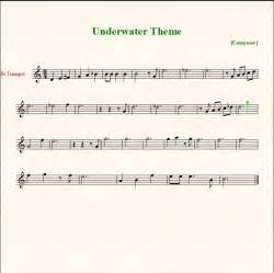Mario Theme Song On Clarinet » Home Design 2017